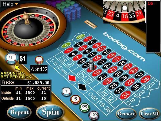 Roulette gioco gratis carte restaurant casino barriere lille